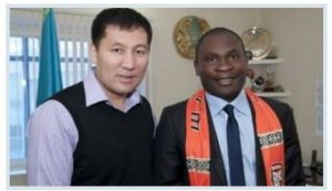 directeur du club de Shakhtar Karanganda