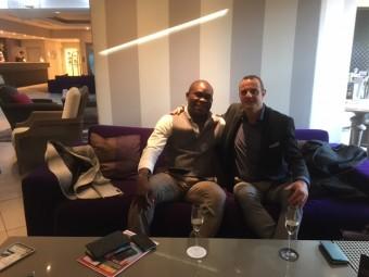 Olivier Chavanon - Sport Chef Clermont Ferrand & Daniel Chrysostome