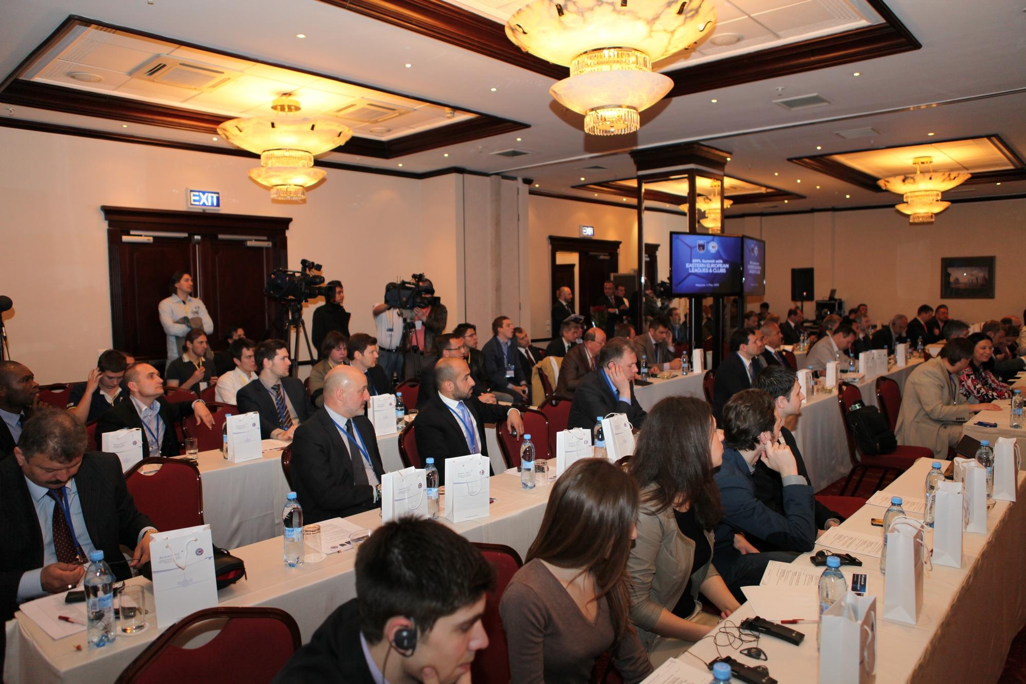 Daniel Chrysostome - Conférence sommet de Moscou