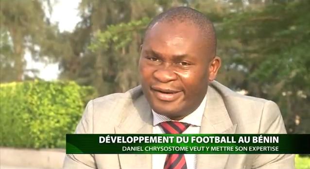 Daniel Chrysostome parle du football africain, et du développement des joueurs africains par le championnat de la République Tchèque