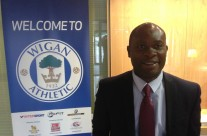 Meeting transfert, Wigan Athletic – ENGLAND